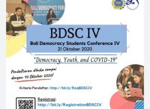 Bali Democracy Students Conference IV