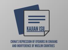 Kajian Isu #2 : China's Repression of Uyghurs in Xinjiang and Indifference of Muslim Countries