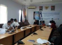 Workshop Evaluasi Kurikulum Prodi Ilmu Hubungan Internasional