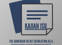 Kajian Isu #1 : The Armenian Velvet Revolution as a comparison in the effort to build Democracy in Belarus.