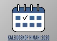 Kaleidoskop HIMAHI 2020